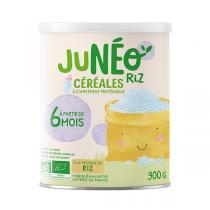 Junéo - Préparation riz à partir de 6 mois 900g
