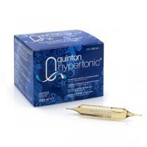 Laboratoires Quinton - Quinton Hypertonic - 30 ampoules de 10ml