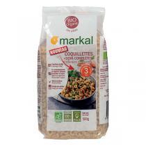 Markal - Coquillettes demi-complètes cuisson rapide 500g