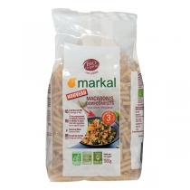 Markal - Macaronis demi-complets cuisson rapide 500g