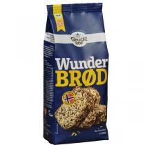 Bauckhof - Préparation pour pain Scandinave sans gluten 600g