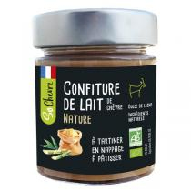 So Chèvre - Confiture de lait de chèvre nature 180g