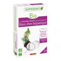 SUPERDIET - Complexe Digestion Bio 20 ampoules