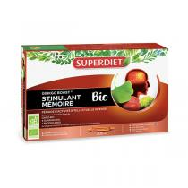 SUPERDIET - Ginkgo Boost Bio 20 ampoules