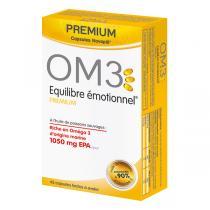 OM3 - Equilibre Emotionnel formule premium 45 gélules