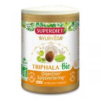 SUPERDIET - Triphala Bio 60 gélules