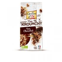 Grillon d'or - Krounchy too chocolat 500g