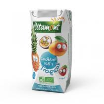 Vitamont - Cocktail Kid's tropical 20cl