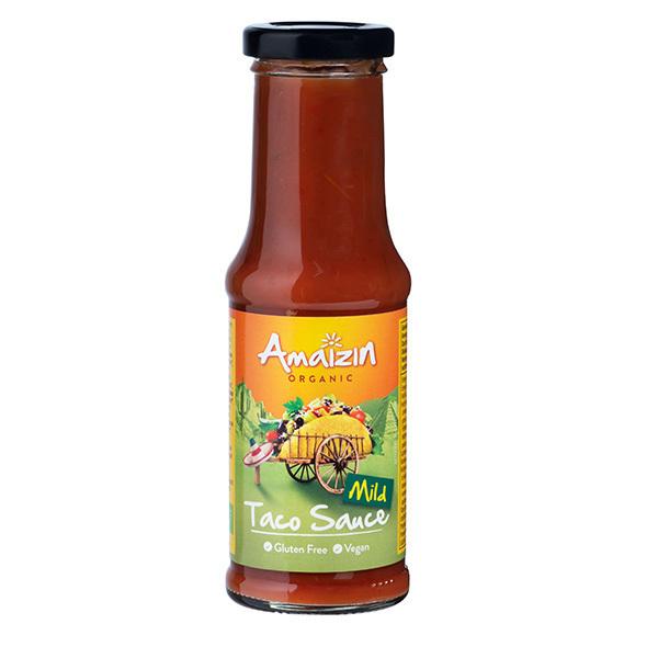 Amaizin - Taco sauce douce 220g