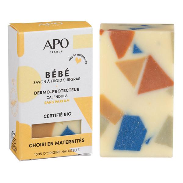 APO - Savon à froid Bébé - 100g
