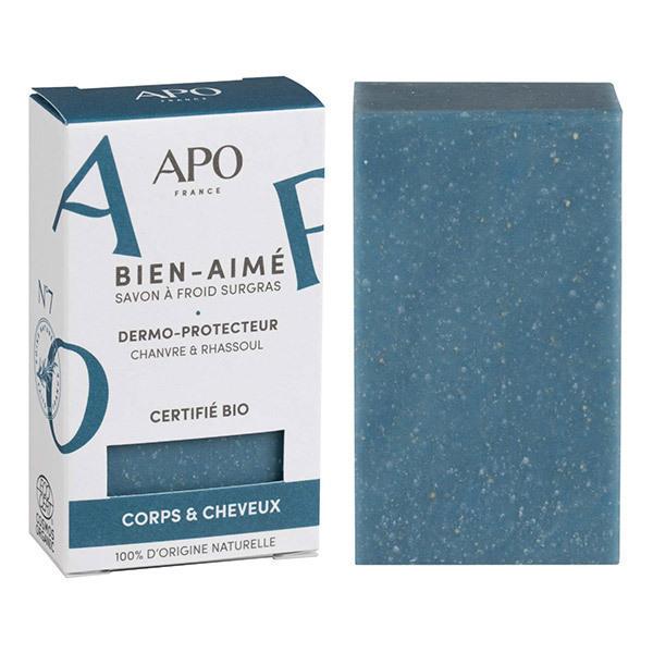 APO - Savon à froid Bien-Aimé - Corps & Cheveux - 100g