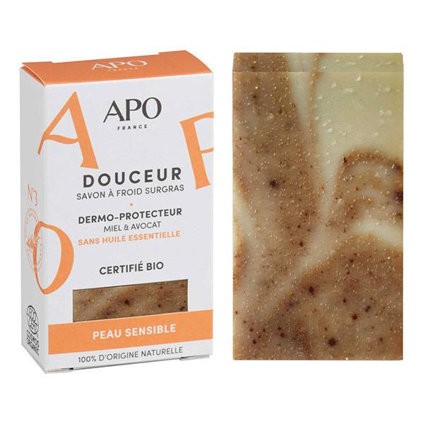 APO - Savon à froid Douceur - Peau sensible - 100g