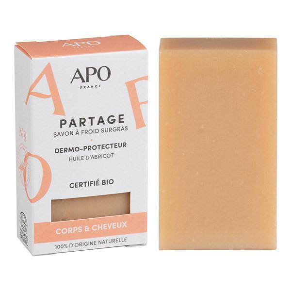 APO - Savon à froid Partage - Corps & Cheveux - 100g