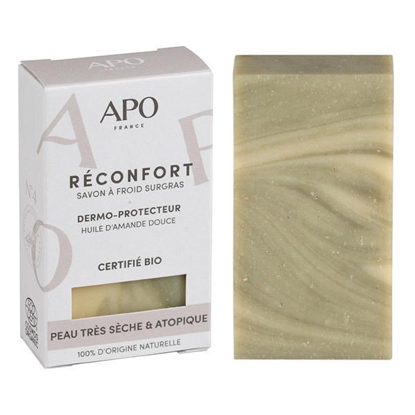 APO - Savon à froid Réconfort - Peau sèche & atopique - 100g