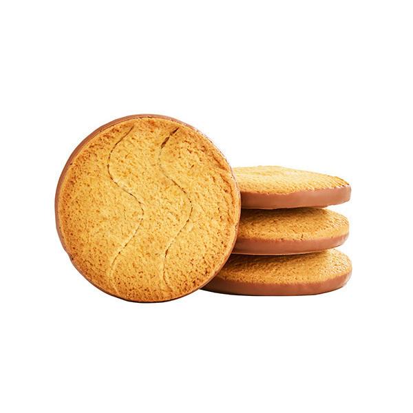 Belledonne - Biscuits nappés chocolat au lait 1,5kg