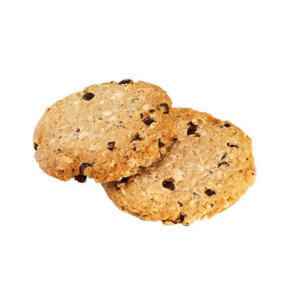 Belledonne - Cookies vegan chocolat, noisettes et amandes 1,5kg
