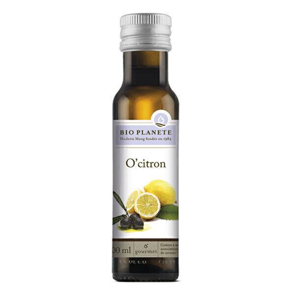 Bio Planète - Huile d'olive O'citron 100ml