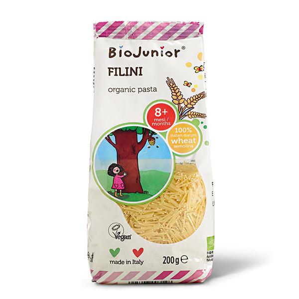 BioJunior - Pâtes vermicelles - dès 8 mois - 200g