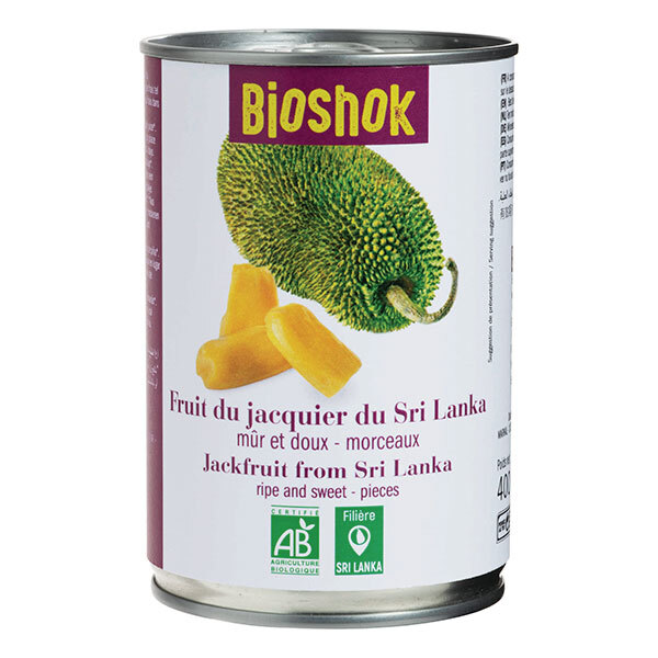 Bioshok - Fruits du jacquier 400ml