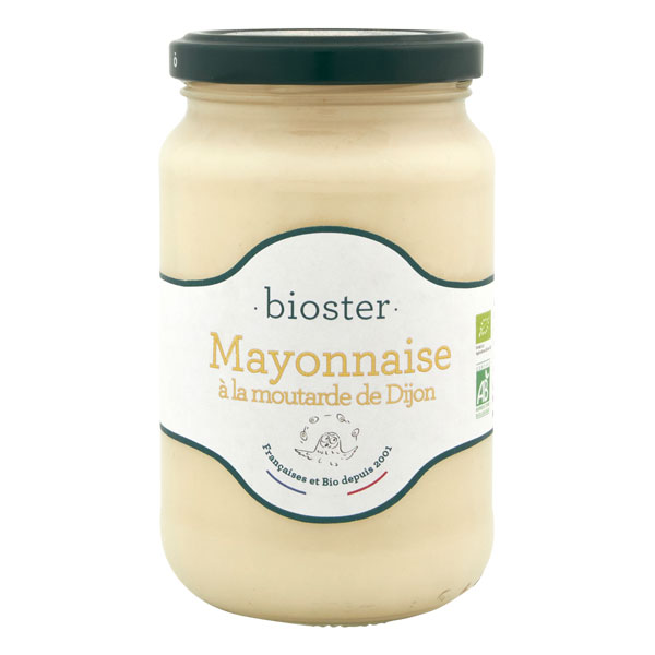 Bioster - Mayonnaise 350ml