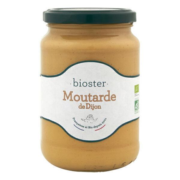 Bioster - Moutarde de Dijon 720g