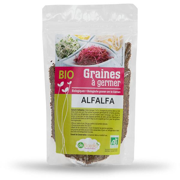 Debardo - Graines à germer Alfalfa 200g