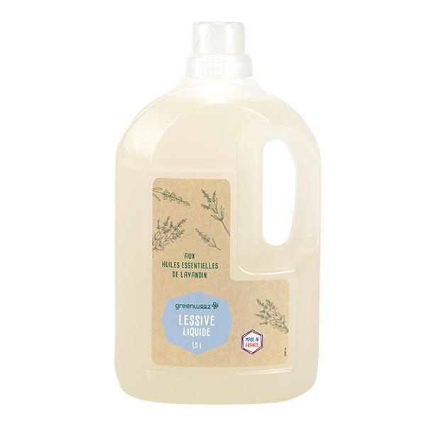 Greenweez - Lessive liquide bio - 1,5L