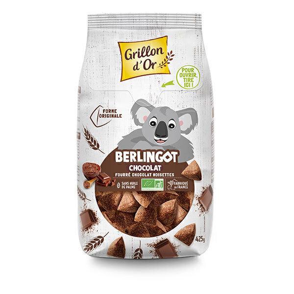 Grillon d'or - Céréales Berlingot chocolat 425g