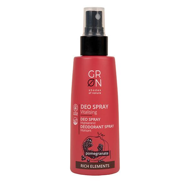 GRN - Déodorant en Spray - Vitalisant - 75ml