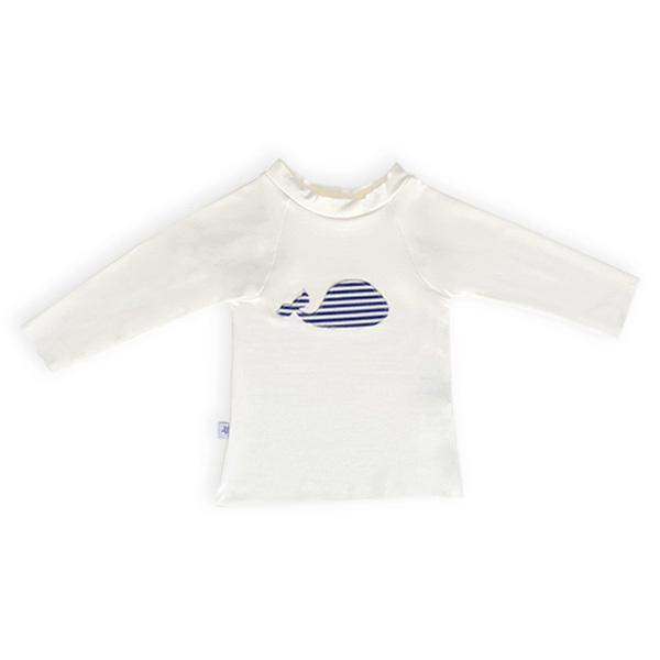 Hamac - T shirt anti UV Marin - Taille 24m