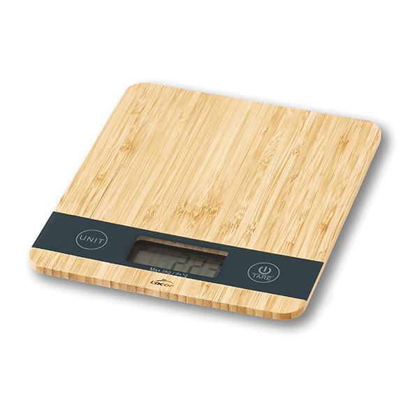 Lacor - Balance de cuisine Bamboo