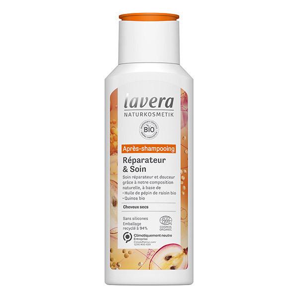 Lavera - Après-Shampooing Réparateur & Soin - 200ml