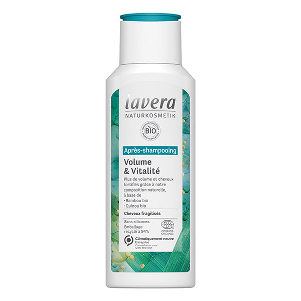 Lavera - Après-Shampooing Volume & Vitalité - 200ml