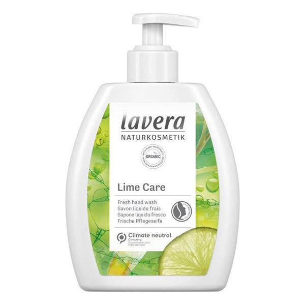Lavera - Lime Care Savon liquide - 250ml