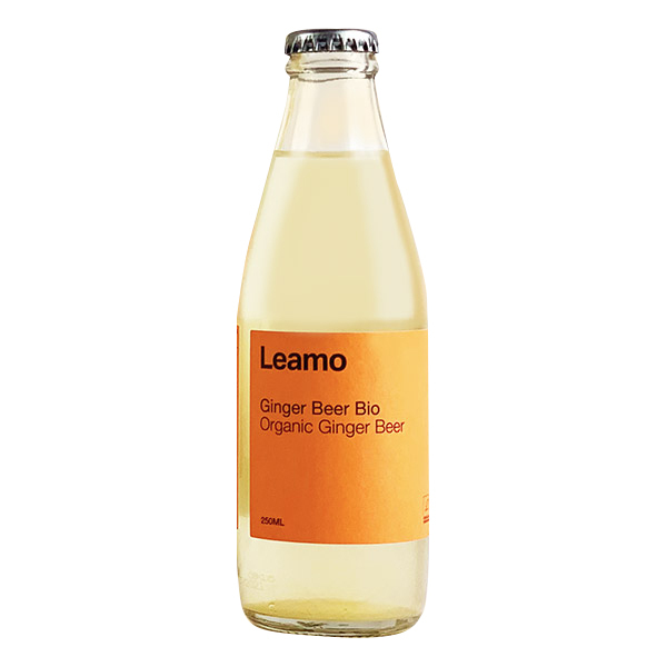 LEAMO - Organic ginger beer 250ml