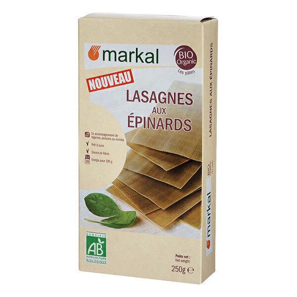 Markal - Lasagnes aux épinards 250g
