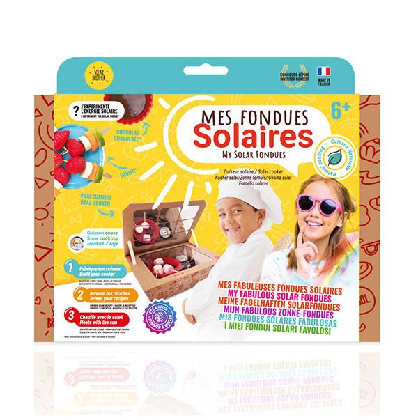 Solar Brother - Dinette solaire pour enfant Sunlab