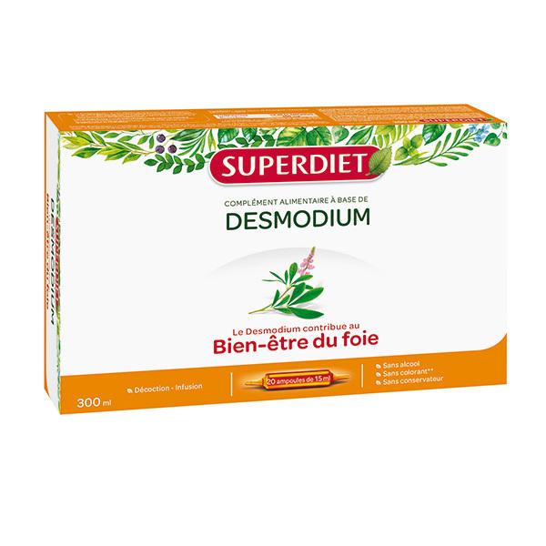 SUPERDIET - Desmodium 20x15ml