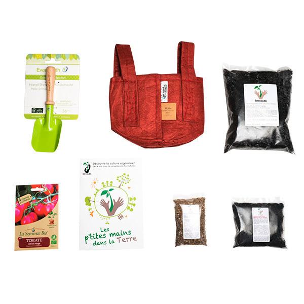 Terralba - Box de jardinage Les P'tites Mains dans la Terre - dès 4 ans