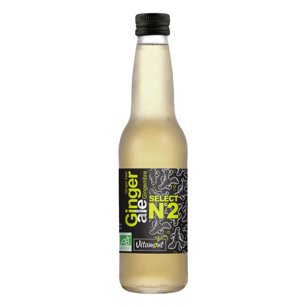 Vitamont - Soda Ginger gingembre 33cl