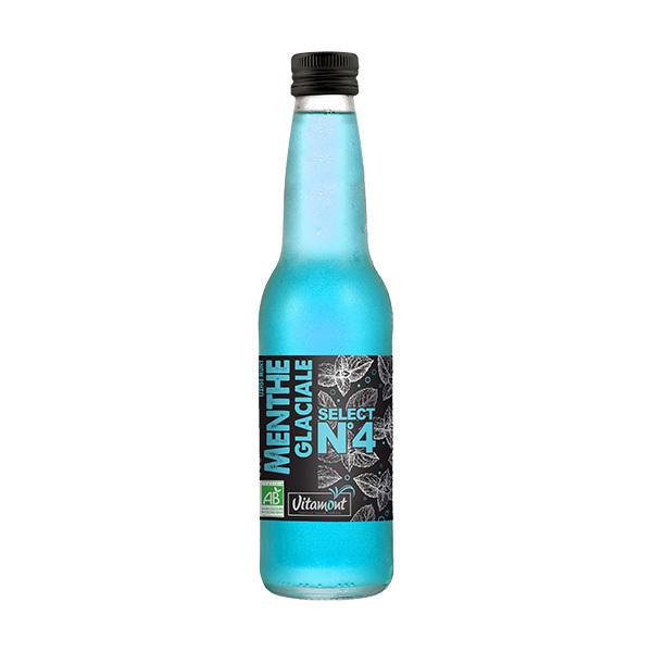 Vitamont - Soda menthe glaciale 33cl