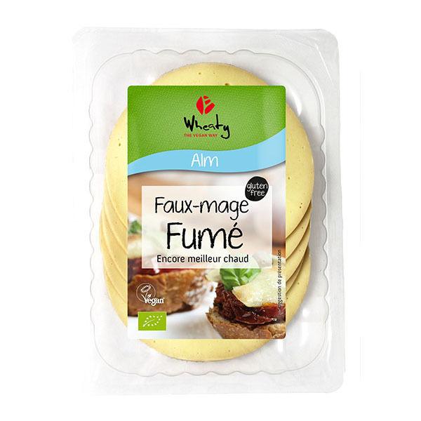 Wheaty - Faux mage Fumé - 100g