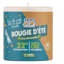 Aries - Bougie d'été à la citronnelle - 100g