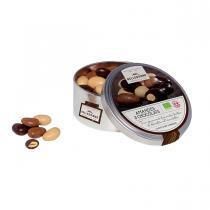 Belledonne - Amandes 3 chocolats 150g