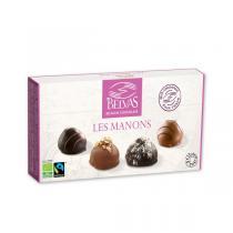 Belvas - Coffret de chocolats Manons 100g