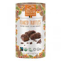 Belvas - Truffes praliné noisettes 72% cacao 150g