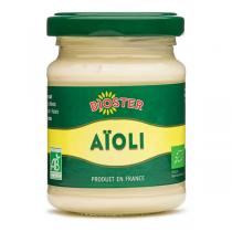 Bioster - Sauce aïoli 160g