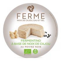 Casa Del Fermentino - Fermentino poivre noir spécialité végétale 90g