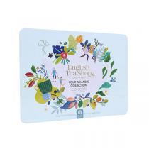 English Tea Shop - Coffret métal Bien-être 5 infusions & 1 thé 36 sachets