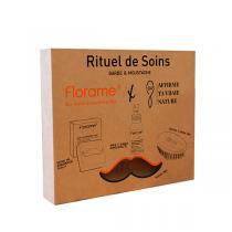 Florame - Coffret rituel de soins homme barbe et moustache